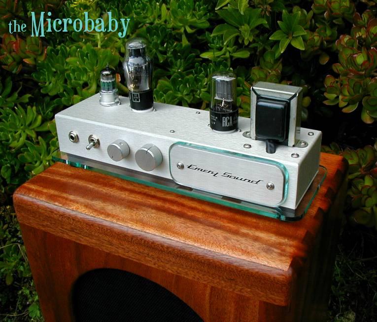 The Microbaby Ultra Lo Power Ultra Big Tone 1 2 Watts